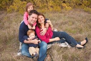 MemoirMom's family