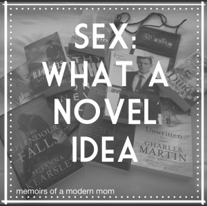 Sex: My love affair with Romance Novels