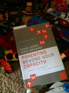 Book: Parenting Beyond Your Capacity